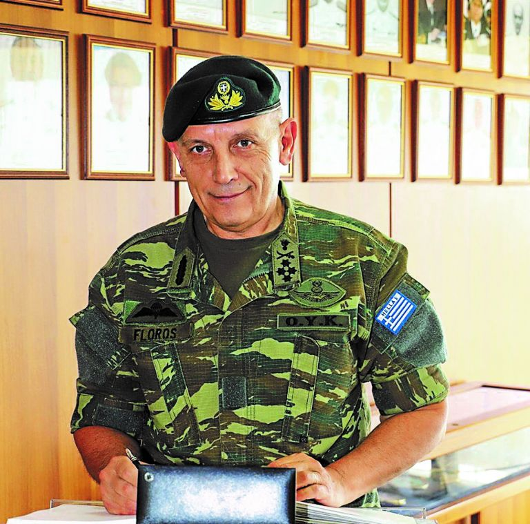 Κωνσταντίνος Φλώρος : Ο σκληροτράχηλος στρατηγός των κρίσεων | tovima.gr