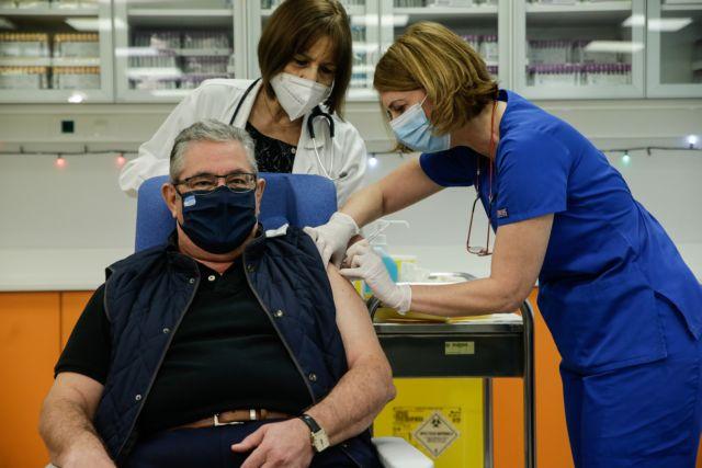 Κουτσούμπας : Αναγκαίος ο μαζικός εμβολιασμός και η θωράκιση του ΕΣΥ   tovima.gr