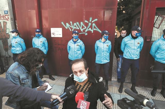 «Οι καλλιτέχνες είμαστε ένα βήμα πριν από τον αφανισμό»   tovima.gr