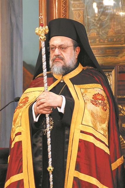 «Η Εκκλησία δεν μπορεί ναγίνεται πρόξενοςτου θανάτου» | tovima.gr