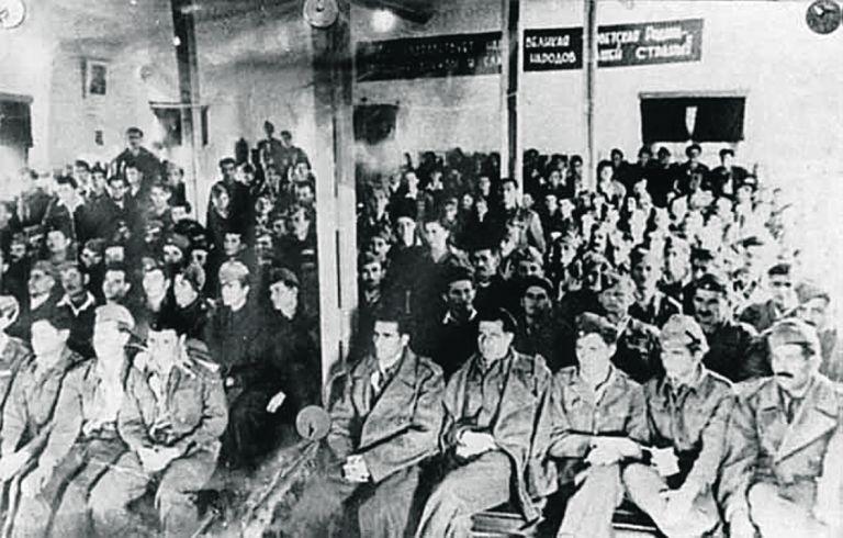 Φως σε άγνωστες πτυχές του Εμφυλίου : Η 7η Μεραρχία του ΔΣΕ και το «κυνήγι μαγισσών» μετά την ήττα | tovima.gr