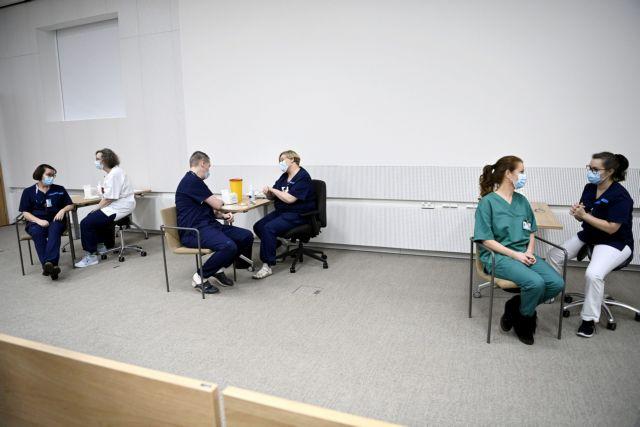 Κορωνοϊός : Η πρώτη παρενέργεια από το εμβόλιο της Pfizer αναφέρθηκε στην Φινλανδία   tovima.gr