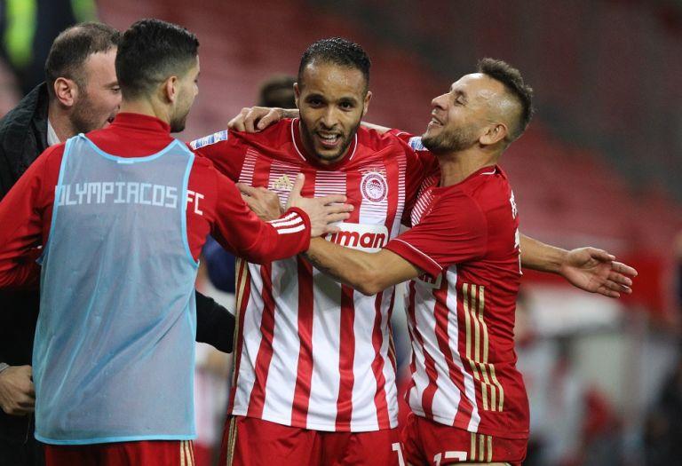 Ολυμπιακός : Ασταμάτητος ο Ελ Αραμπί – 13 γκολ σε 12 παιχνίδια   tovima.gr