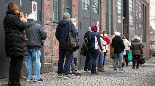 Κορωνοϊός – Γερμανία : Προς αναβολή η δεύτερη δόση του εμβολίου | tovima.gr
