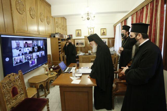 Βολές ΚΙΝΑΛ κατά Ιεράς Συνόδου με φόντο τα Θεοφάνεια | tovima.gr