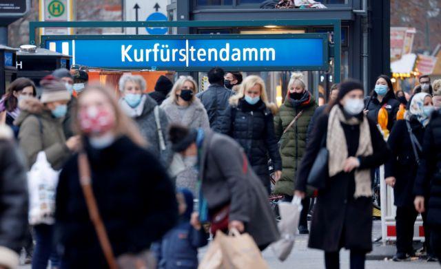 Γερμανία : Ρεκόρ πωλήσεων στο λιανεμπόριο εν μέσω πανδημίας! | tovima.gr