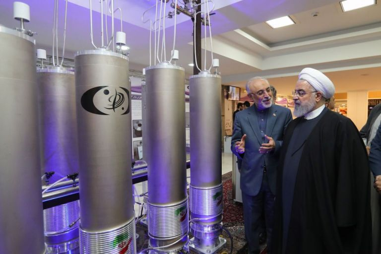 Ανυσυχία στην ΕΕ για τον εμπλουτισμό ουρανίου στο Ιράν | tovima.gr