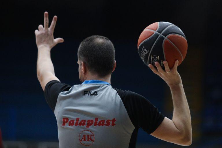 Basket League : Ποιοι θα διαιτητεύσουν το ντέρμπι του Παναθηναϊκού με την ΑΕΚ | tovima.gr