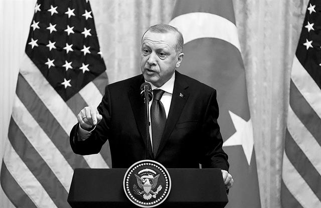 Ο γεωστρατηγικός αντίκτυπος των κυρώσεων Τραμπ στις σχέσεις ΗΠΑ – Τουρκίας   tovima.gr