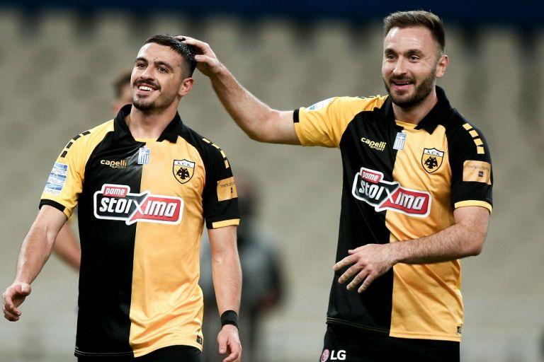 Επιστροφή στις νίκες για την ΑΕΚ 1-0 τον Παναιτωλικό | tovima.gr