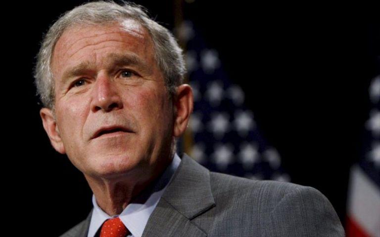 Tζορτζ Μπους : Οργισμένη ανακοίνωση για την εισβολή στο Καπιτώλιο | tovima.gr