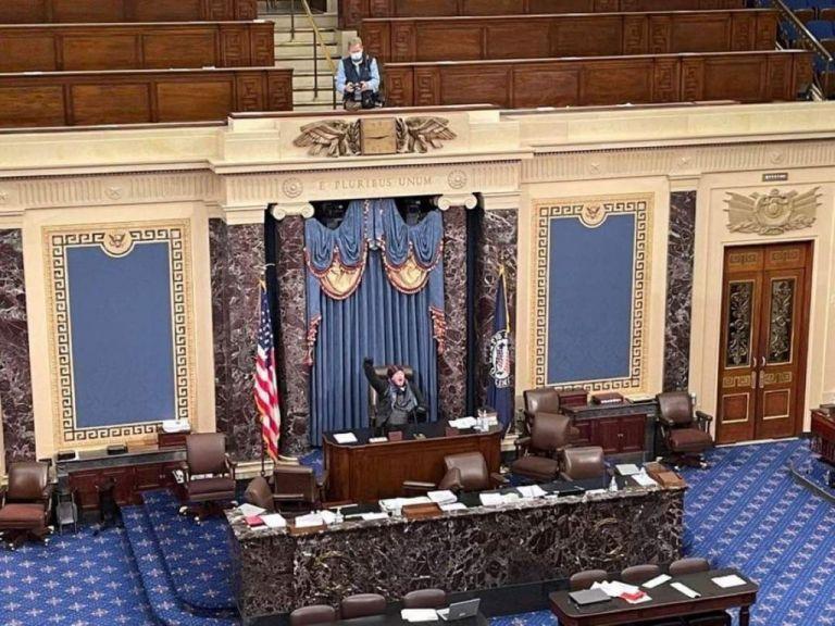 ΗΠΑ : Απαγόρευση κυκλοφορίας στην Ουάσιγκτον | tovima.gr