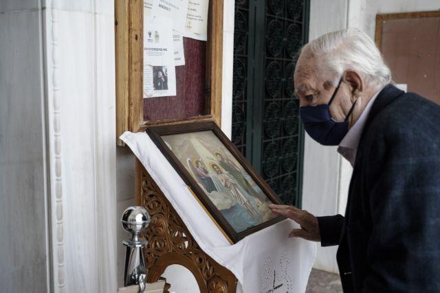 Ταραντίλης για Τσίπρα : Προτείνει να μείνουν κλειστοί οι ναοί με τη χρήση βίας;   tovima.gr