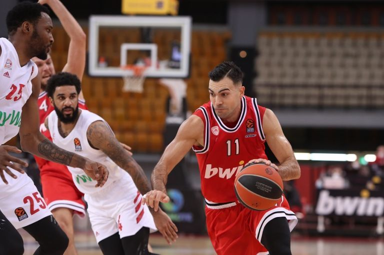 Μεγάλη νίκη του Ολυμπιακού 84-82 την Μπάγερν στο ΣΕΦ | tovima.gr