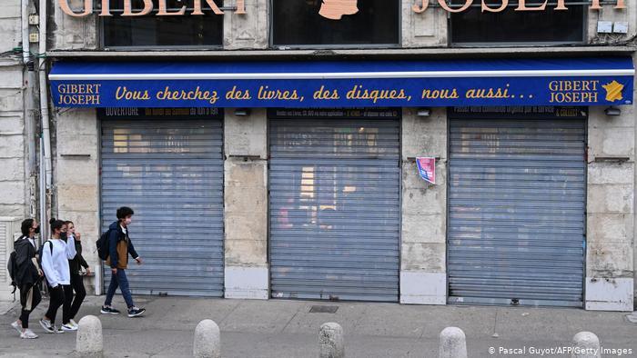Γαλλία : To lockdown ίσως κρατήσει για μήνες | tovima.gr