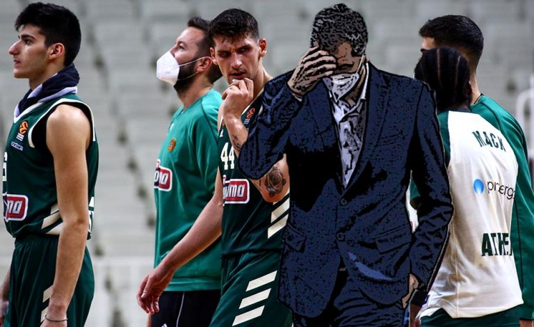 Παναθηναϊκός : Παίκτες ξενερωμένοι που παραδόθηκαν αμαχητί   tovima.gr