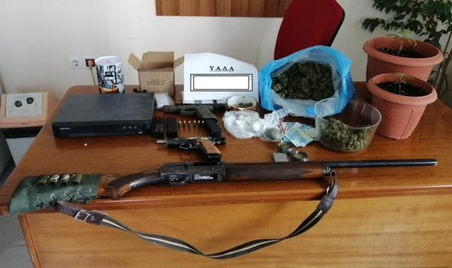 Συλλήψεις σε Ζεφύρι για άσκοπους πυροβολισμούς | tovima.gr
