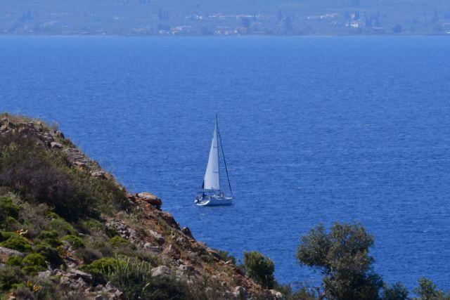 Κρήτη : Ιστιοφόρο έφτασε από την Τουρκία – Γκιουλενιστές δηλώνουν οι επιβάτες | tovima.gr
