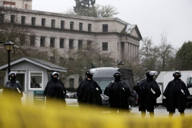 «Σχεδιάζονται ένοπλες κινητοποιήσεις» – Συναγερμός στις ΗΠΑ ενόψει της ορκωμοσίας Μπάιντεν – Ειδήσεις – νέα