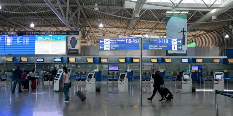 Διεθνής Αερολιμένας Αθηνών :  Πτώση 68,4% της επιβατικής κίνησης το 2020 λόγω κορωνοϊού | tovima.gr