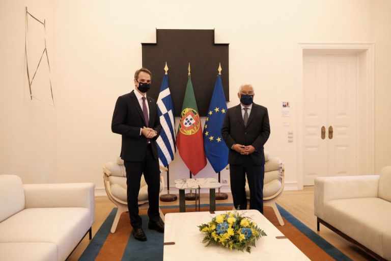 Αντόνιο Κόστα : Στόχος της πορτογαλικής προεδρίας της ΕΕ μια παραγωγική σχέση με την Τουρκία   tovima.gr
