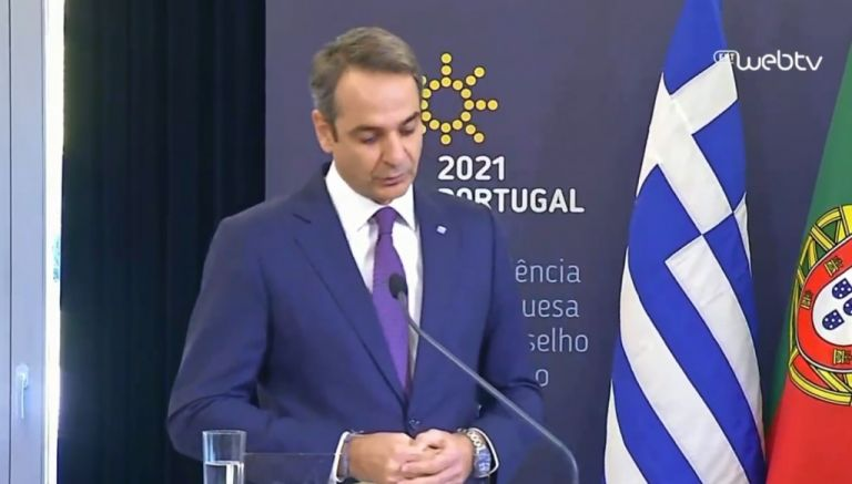 Μητσοτάκης για Τουρκία: Να σταματήσουμε να παίζουμε τις κουμπάρες – Να ορίσουμε ημερομηνία | tovima.gr