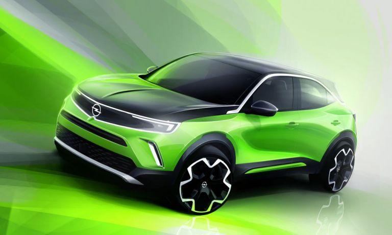 Η Opel ετοιμάζει Mokka OPC με ηλεκτρική ισχύ   tovima.gr
