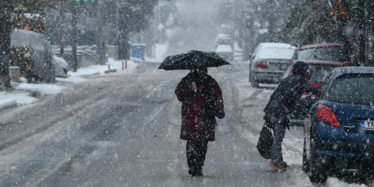 Καιρός: Ισχυρό ψύχος σε όλη τη χώρα – Χιόνια και στην Αθήνα – Ειδήσεις – νέα