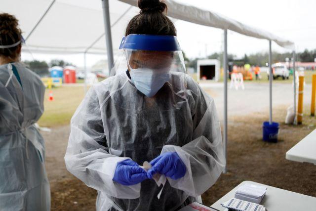 Κορωνοϊός: Χορηγήθηκαν 28 εκατ. εμβόλια σε σχεδόν 46 χώρες | tovima.gr