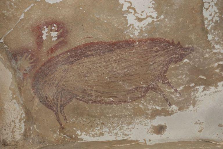Ανακάλυψη – Ινδονησία : Στο φως η αρχαιότερη σπηλαιογραφία   tovima.gr