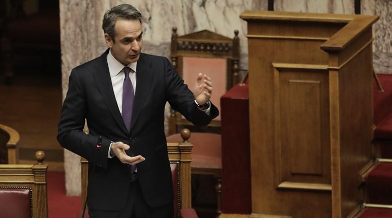 Μητσοτάκης : Θα ανοίξουμε το λιανεμπόριο – Παραμένει στα 300 ευρώ το πρόστιμο | tovima.gr