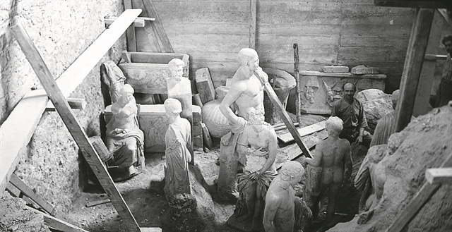 To Αρχαιολογικό Μουσείο γυρίζει σελίδα | tovima.gr
