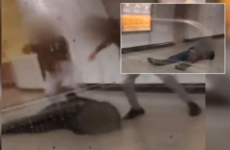 Ξυλοδαρμός στο Μετρό: «Ο σταθμάρχης προσέβαλε την τιμή τους», λέει ο δικηγόρος των ανηλίκων | tovima.gr
