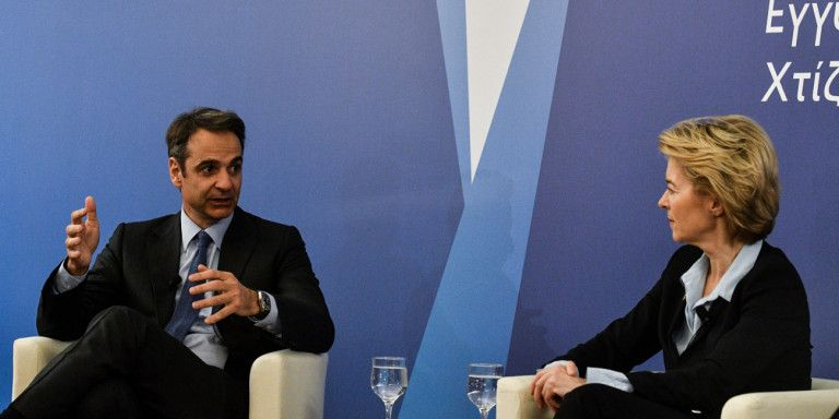 Στη Σύνοδο Κορυφής η πρόταση Μητσοτάκη για το πιστοποιητικό   tovima.gr