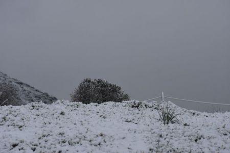 Ο Λέανδρος πάγωσε τη Βόρεια Ελλάδα – Στους -14 βαθμούς η θερμοκρασία στη Φλώρινα