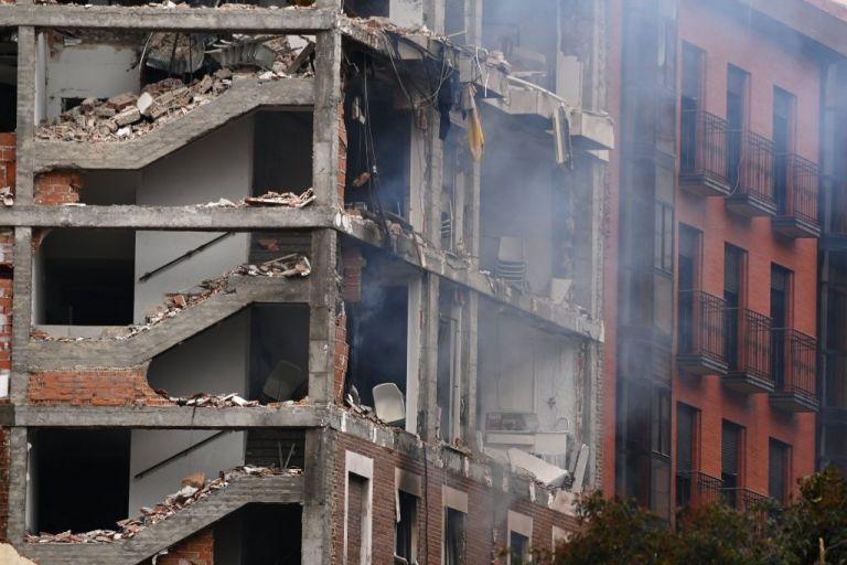 Μαδρίτη : Τρεις οι νεκροί από την ισχυρή έκρηξη | tovima.gr