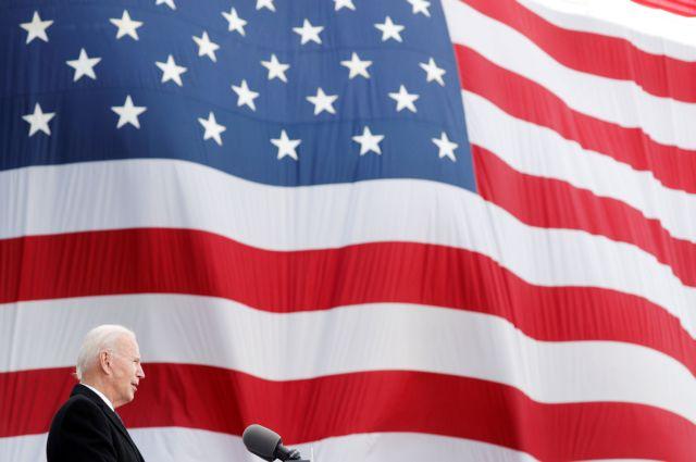 Μπάιντεν : Καταργεί επιλογές Τραμπ με δέσμη 17 διαταγμάτων – Οι ΗΠΑ επιστρέφουν στη συμφωνία του Παρισιού για το Κλίμα και στον ΠΟΥ   tovima.gr