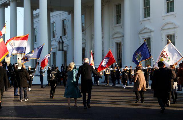 ΗΠΑ: Γέφυρες Μπάιντεν στην κοινωνία – Οι προτεραιότητες και το μήνυμα | tovima.gr