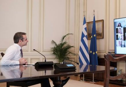 Οι 3 παρεμβάσεις Μητσοτάκη στη Σύνοδο της ΕΕ | tovima.gr