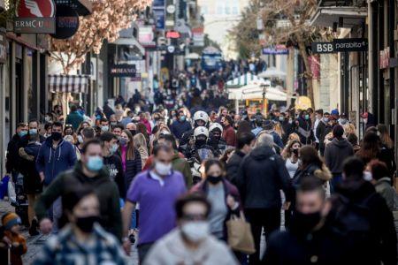 Λιανεμπόριο: Με χρονόμετρο τα ψώνια για την αποφυγή νέου κύματος πανδημίας