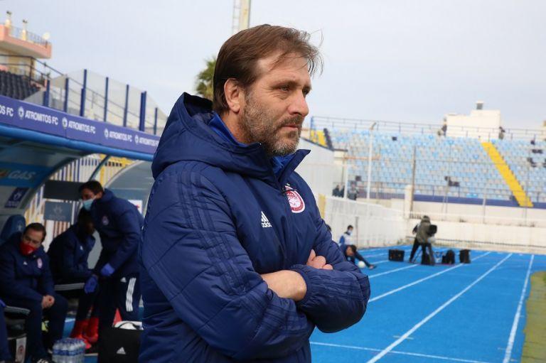 Μαρτίνς: «Παίξαμε παρα πολύ καλά, σημαντική νίκη σε δύσκολη έδρα»   tovima.gr
