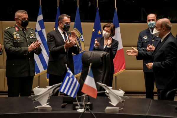 Rafale : Υπεγράφη η σύμβαση αγοράς – Πότε έρχονται   tovima.gr