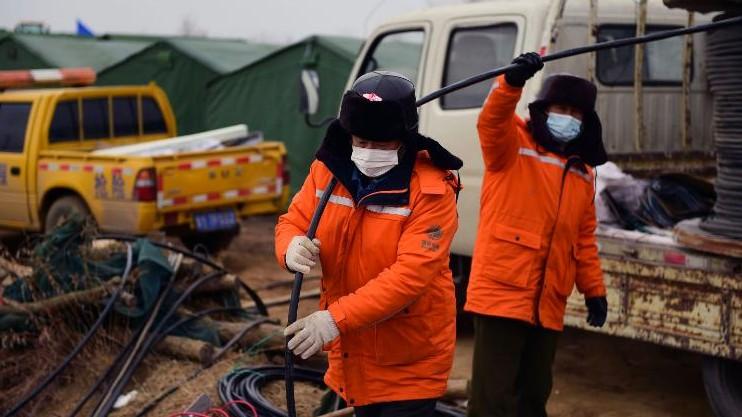 Κίνα : Νεκροί εντοπίστηκαν οι 9 από τους εναπομείναντες 10 εγκλωβισμένους μεταλλωρύχους   tovima.gr