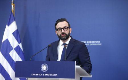 H ενημέρωση του κυβερνητικού εκπροσώπου Χρήστου Ταραντίλη (live)