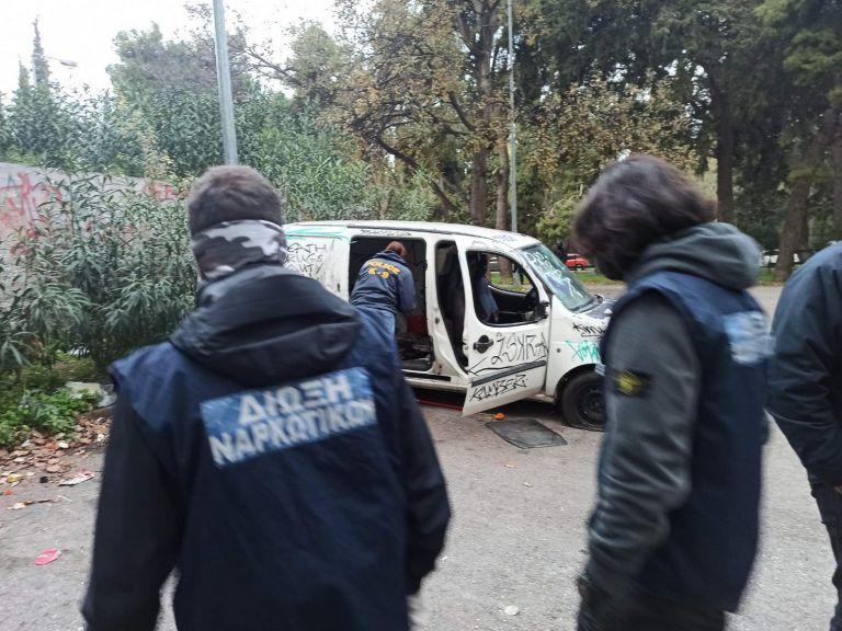 Κύκλωμα ναρκωτικών με έδρα την Πανεπιστημιούπολη Ζωγράφου εξάρθρωσε η Αστυνομία | tovima.gr