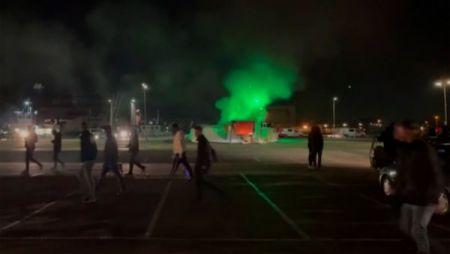 Ολλανδία : Τρίτη νύχτα ταραχών κατά της απαγόρευσης κυκλοφορίας – Πάνω από 150 συλλήψεις