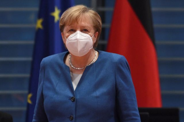Γερμανία : Τι είπε η Μέρκελ για την χαλάρωση των μέτρων | tovima.gr