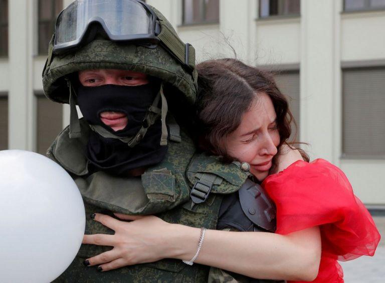 Διεθνής Αμνηστία: «Συστηματικά βασανιστήρια» διαδηλωτών στη Λευκορωσία | tovima.gr