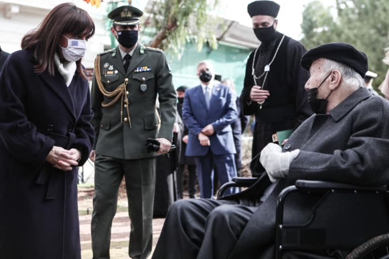 Σακελλαροπούλου : Χρέος μας η διαφύλαξη της ιστορικής μνήμης του Ολοκαυτώματος | tovima.gr