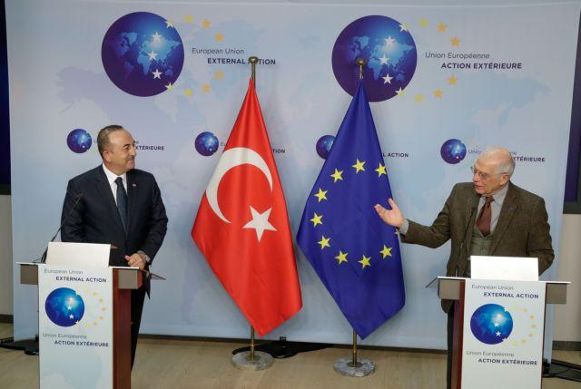 Μία νέα ευρωτουρκική σχέση και τα διλήμματα για την Ελλάδα | tovima.gr